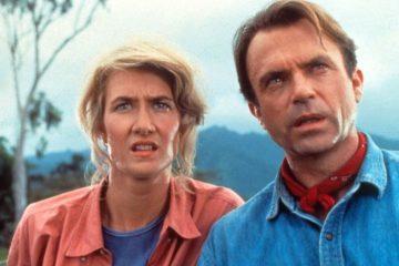 Sam Neill annonce qu'il chasse le dinosaure avec Laura Dern alors que le tournage reprend