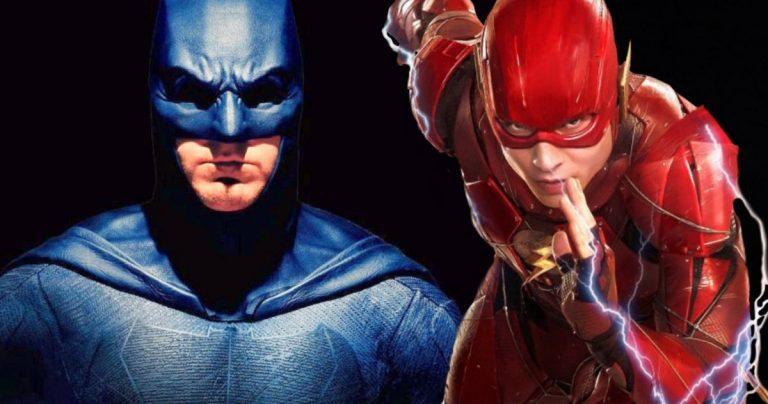 Ben Affleck reviendra en tant que Batman dans le film Flash