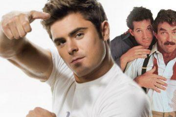 Trois hommes et un bébé remake se passe à Disney + avec Zac Efron