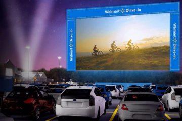 Walmart propose des superproductions classiques dans des Drive-Ins pop-up gratuits cet été