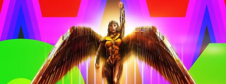 La nouvelle affiche de Wonder Woman 1984 s'envole dans la bande-annonce de demain au DC FanDome