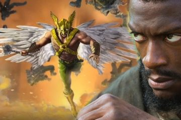 The Rock's Black Adam veut Aldis Hodge comme Hawkman