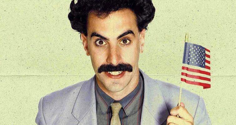 Borat 2 a déjà été filmé et projeté par Sacha Baron Cohen