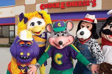 Chuck E. Cheese obtient son propre film et émission de télévision