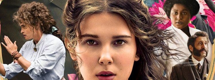 Les critiques d'Enola Holmes arrivent, Millie Bobby Brown vient-elle de lancer une franchise Netflix?