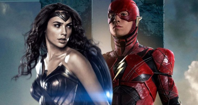 Wonder Woman et le film Flash Team-Up taquiné par le réalisateur de DC Andy Muschietti