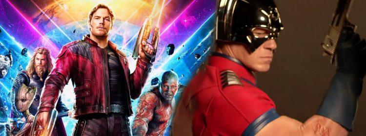 Les Gardiens de la Galaxie 3 ne seront pas retardés par l'émission de télévision Peacemaker de James Gunn
