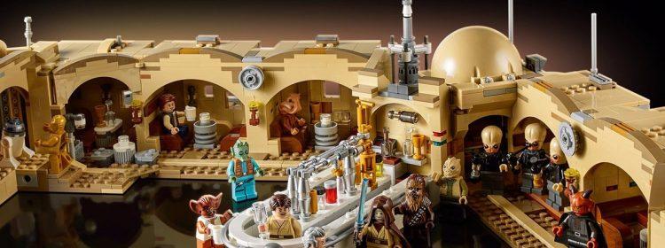 Lego Star Wars Mos Eisley Cantina Set dévoile une énorme ruche d'écume et de méchanceté