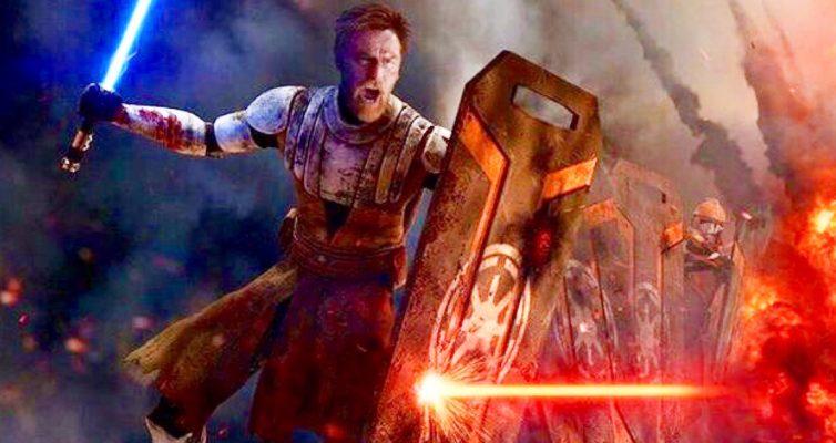 La mini-série Obi-Wan Kenobi Disney + se déroule-t-elle partiellement pendant la guerre des clones?