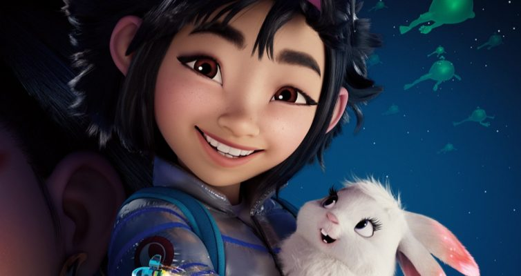 La bande-annonce de Netflix Over the Moon décolle à la recherche d'une déesse de l'espace