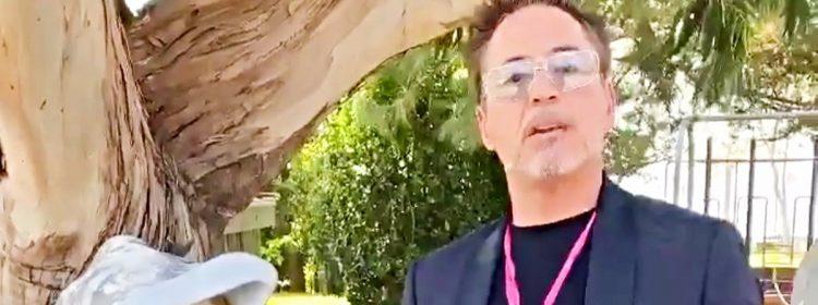 Robert Downey Jr. & AGBO Fantasy Football League font un don de 250 000 $ à la mémoire de Chadwick Boseman