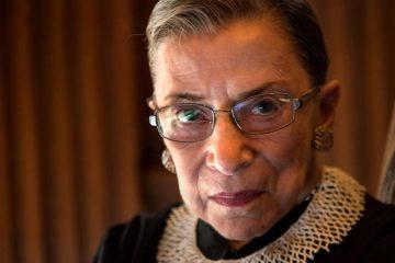 Le nouveau documentaire de Ruth Bader Ginsburg est maintenant à la recherche d'acheteurs potentiels