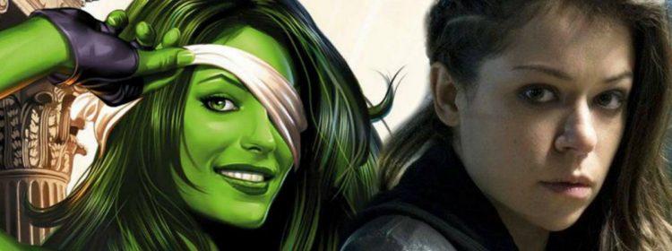 Tatiana Maslany, star de She-Hulk, accueillie dans la famille MCU par le `` cousin '' Mark Ruffalo
