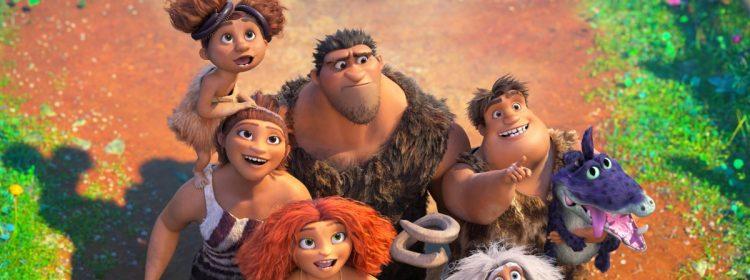 La bande-annonce de Croods 2 amène la famille des hommes des cavernes dans un nouvel âge pour Thanksgiving