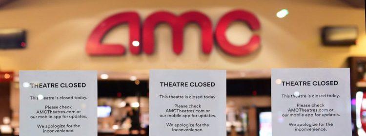 Les cinémas AMC devraient manquer d'argent dans 6 mois