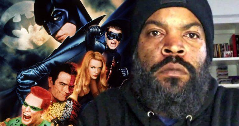 Ice Cube demande à HBO Max de #ReleaseTheSchumacherCut de Batman Forever