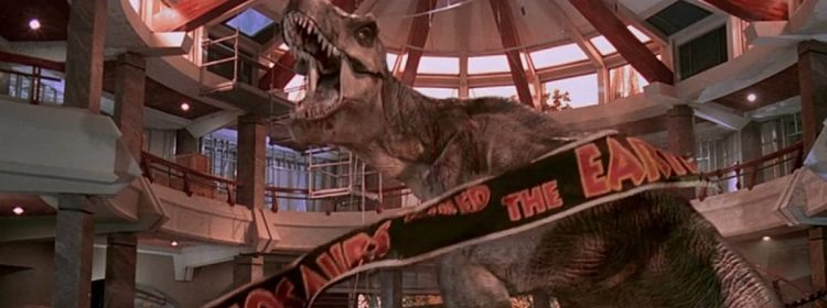 Comment The New Jurassic: World Dominion Poster rappelle les choses que j'aime à propos de Jurassic Park