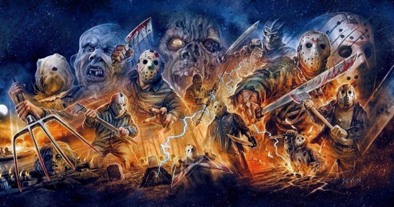 Vendredi 13 Disques de remplacement de la collection Blu-ray, comment obtenir les vôtres de Scream Factory