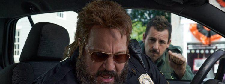 Kevin James a eu du mal à filmer Hubie Halloween dans ces lunettes de soleil ridicules