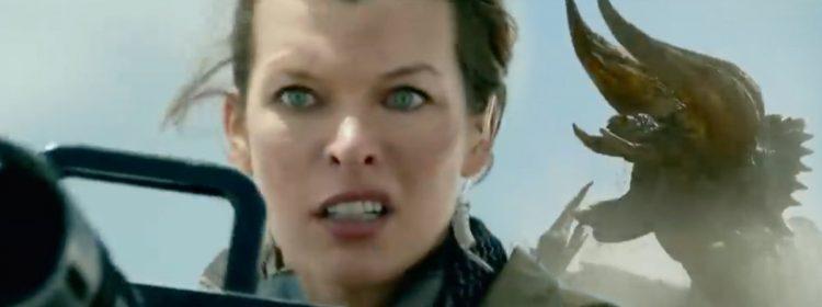 La première séquence de Monster Hunter arrive, Milla Jovovich va prendre d'assaut les théâtres ce Noël