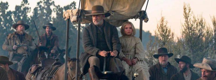 News of the World Trailer amène Tom Hanks dans le Far West ce Noël