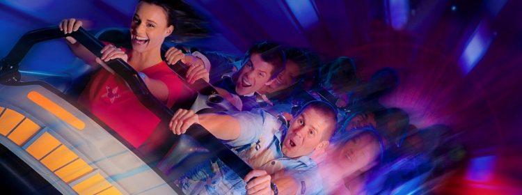 Le film Space Mountain se déroule à Disney