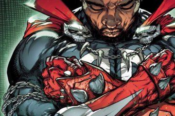 La couverture Spawn Tribute inspirée de Black Panther célèbre l'héritage de Chadwick Boseman
