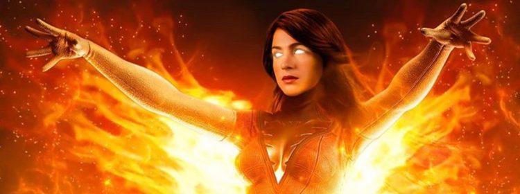 La star des garçons Aya Cash est Jean Grey du MCU dans X-Men Fan Art