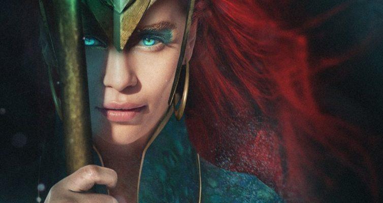 Emilia Clarke remplace Amber Heard dans Aquaman 2 Art de BossLogic