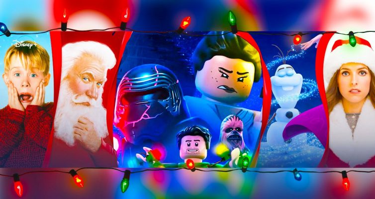 Disney + annonce la diffusion en continu de films et d'émissions de télévision des Fêtes pour la saison