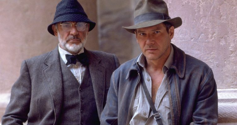 Harrison Ford se souvient de son père Indiana Jones Sean Connery dans un hommage touchant