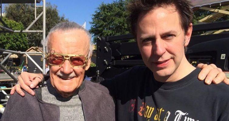 James Gunn rend hommage à Stan Lee de Marvel à l'occasion du deuxième anniversaire de sa mort