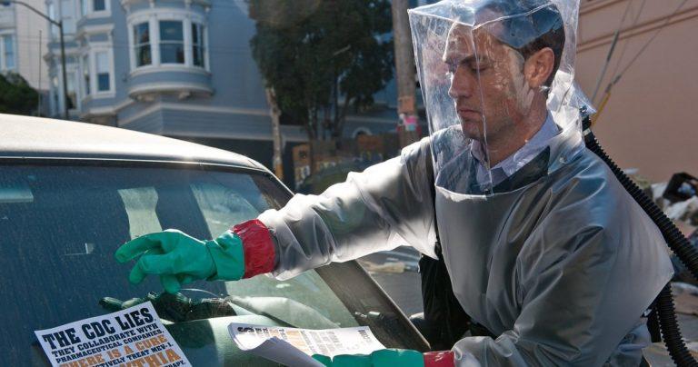 Jude Law savait que la pandémie était inévitable après avoir filmé Contagion avec des experts