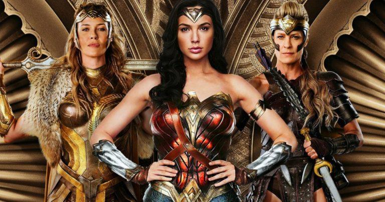 Le réalisateur de Wonder Woman 1984 partage des détails sur le spin-off des Amazones