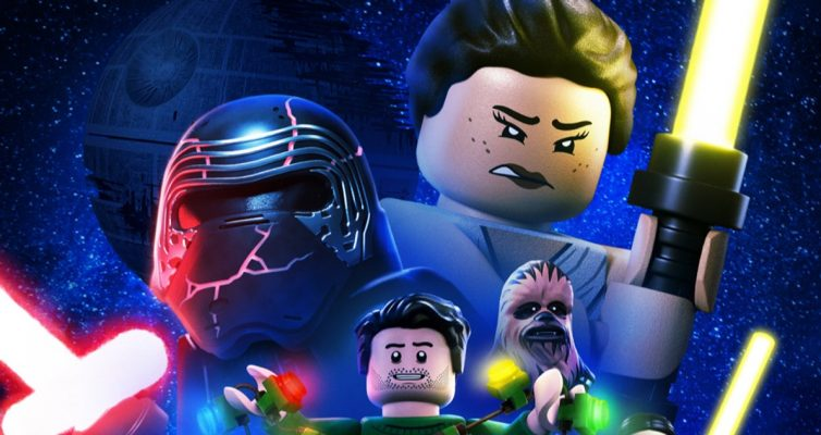 LEGO Star Wars Holiday Special Trailer unit Rey et Baby Yoda sur Disney + pour Thanksgiving