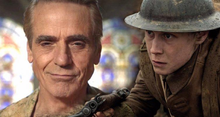 Le thriller d'espionnage de Netflix sur la Seconde Guerre mondiale, Munich, obtient Jeremy Irons et George MacKay