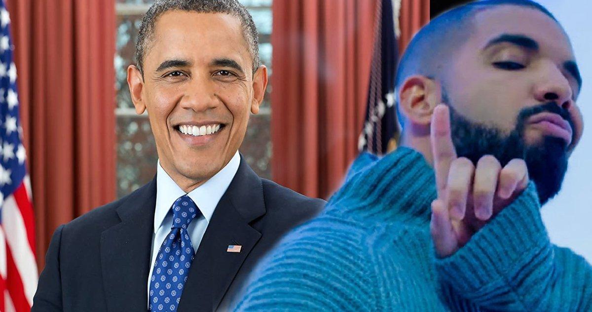 Drake obtient l'approbation d'Obama pour Barack Biopic
