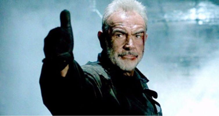 Sean Connery reçoit un hommage touchant et drôle du réalisateur Michael Bay