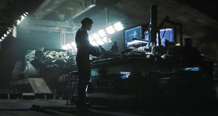Les dernières photos de The Batman Set révèlent une entrée massive de Batcave?