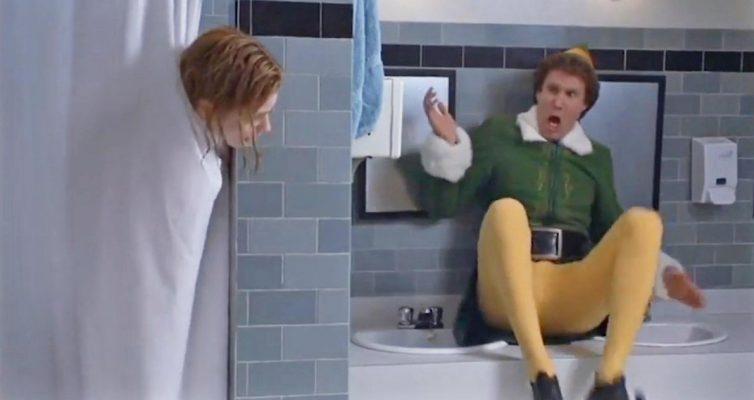 Zooey Deschanel explique comment Elf a réalisé l'une de ses scènes les plus emblématiques