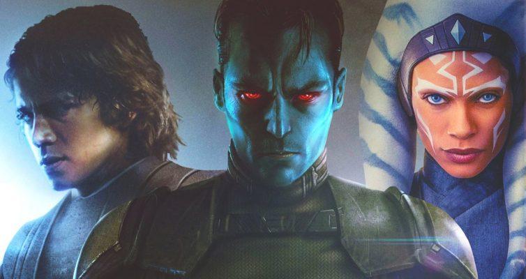 Qui est le grand amiral Thrawn?  Le personnage de Star Wars expliqué