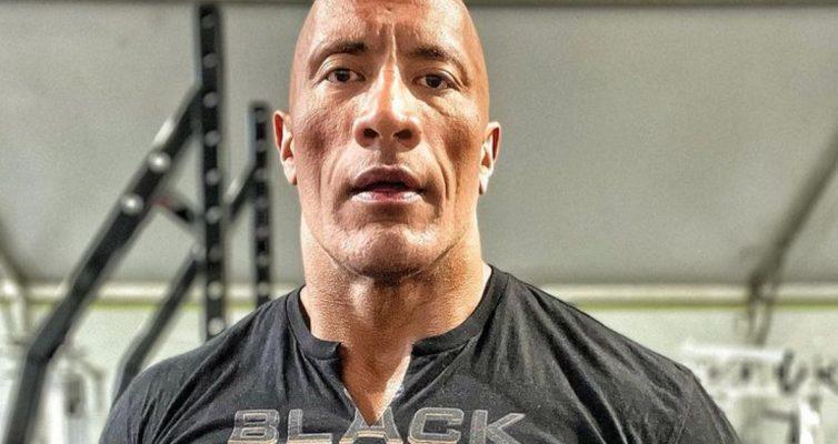 The Rock commence la phase 2 de sa formation Black Adam