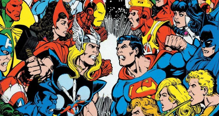 James Gunn a une idée de projet Crossover Epic Marvel et DC Dream Team