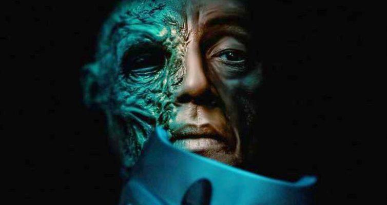 Giancarlo Esposito est le docteur Doom du MCU dans Fantastic Four Fan Art de Bosslogic