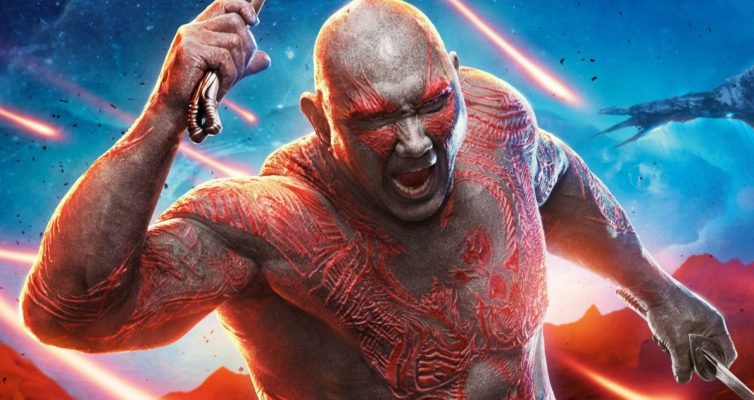 Dave Bautista dit Guardians of the Galaxy Vol.  3 La production commence à la fin de l'année prochaine