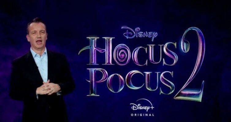 Hocus Pocus 2 se produit officiellement, sera présenté en première sur Disney +