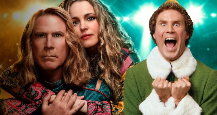 L'Eurovision de Will Ferrell a un copain l'œuf de Pâques elfe que presque tout le monde a manqué