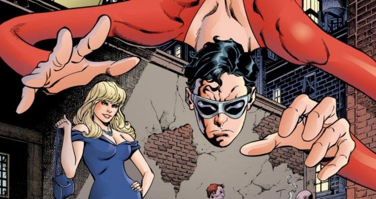 Le film Plastic Man de DC avance avec un nouvel écrivain et une torsion de genre
