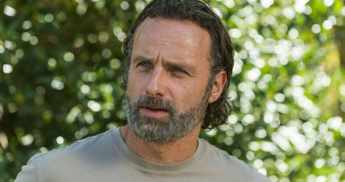 Le film de Rick Grimes sera des promesses incroyables The Walking Dead Boss Scott Gimple