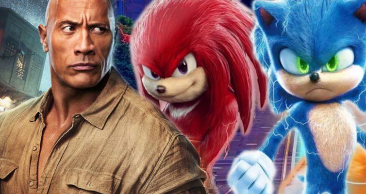 Les fans de Sonic the Hedgehog veulent vraiment le rock en tant que Knuckles dans Sonic 2